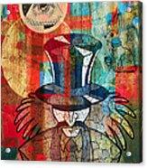 Wonderland Acrylic Print by Robert Ball