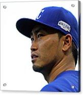 World Series - San Francisco Giants V Acrylic Print