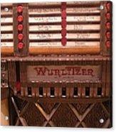 Wurlitzer Player Acrylic Print