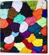 Yarn Acrylic Print