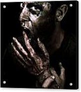 Zombie Apocalypse Acrylic Print