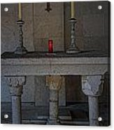 Ancient Spanish Monastery Acrylic Print