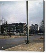 Berlin 1961 Acrylic Print
