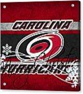 Carolina Hurricanes Acrylic Print