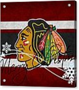 Chicago Blackhawks Acrylic Print