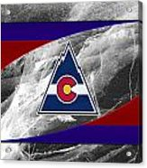 Colorado Rockies Acrylic Print