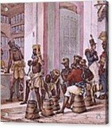 Debret, Jean Baptiste 1768-1848. A Acrylic Print