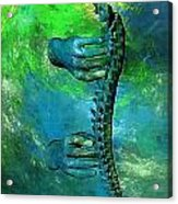 Healing Touch Acrylic Print