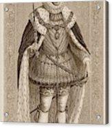 James I Of England James Vi Of Scotland Acrylic Print