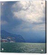 Lago Di Iseo Acrylic Print
