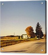 Michigan Landscape Acrylic Print