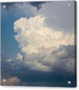 Nebraska Storm Cells A Brewin Acrylic Print