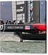 Oracle America's Cup Acrylic Print