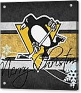Pittsburgh Penguins Acrylic Print