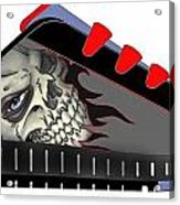 Shoe Acrylic Print