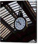 10 To 11.  Milan Railwaystation Acrylic Print