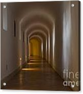 Tunnel Acrylic Print