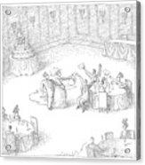 New Yorker September 18th, 2006 Acrylic Print