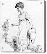 Victoria (1819-1901) Acrylic Print