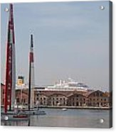 Acws In Venice Acrylic Print