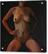 11 Am Acrylic Print