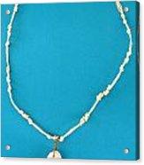Aphrodite Gamelioi Necklace Acrylic Print