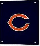 Chicago Bears Acrylic Print