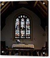 Greensted Church Acrylic Print