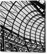 Hay's Galleria London Acrylic Print
