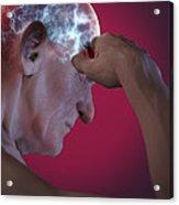Head Pain Acrylic Print