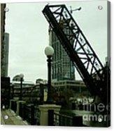 Kinzie Street Bridge Acrylic Print