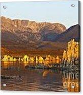 Mono Lake California Acrylic Print by Jason O Watson
