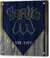 Seattle Mariners Acrylic Print