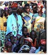 Burundi-peace Acrylic Print