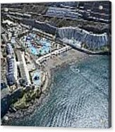 Fly Over Gran Canaria Acrylic Print