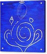16 Ganesh Acrylic Print