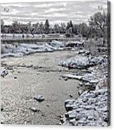 Idaho Falls Acrylic Print