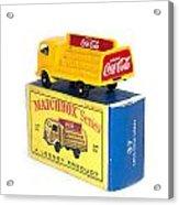 Matchbox 1-75 Acrylic Print