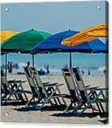 Myrtle Beach South Carolina Acrylic Print