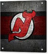 New Jersey Devils Acrylic Print