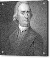 Samuel Adams (1722-1803) Acrylic Print