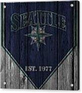 Seattle Mariners Acrylic Print