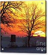 120425p240 Acrylic Print