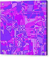 1250 Abstract Thought Acrylic Print