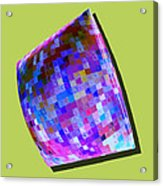 1273 Abstract Thought Acrylic Print