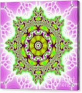 The Kaleidoscope Acrylic Print