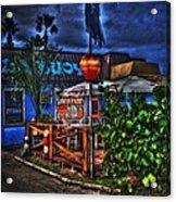 12a Buoy Acrylic Print