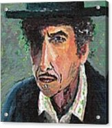 #13-16 Bob Dylan Acrylic Print
