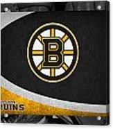 Boston Bruins Acrylic Print