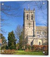Christchurch Priory Acrylic Print